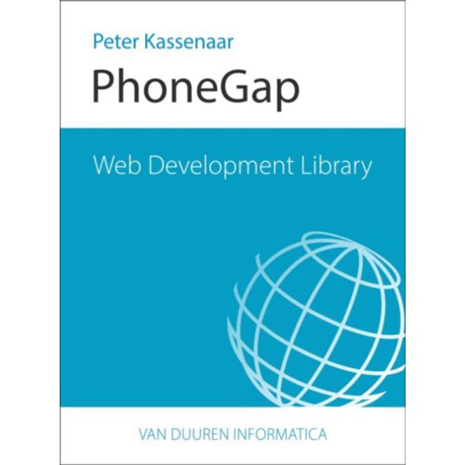 PhoneGap - Web Development Library