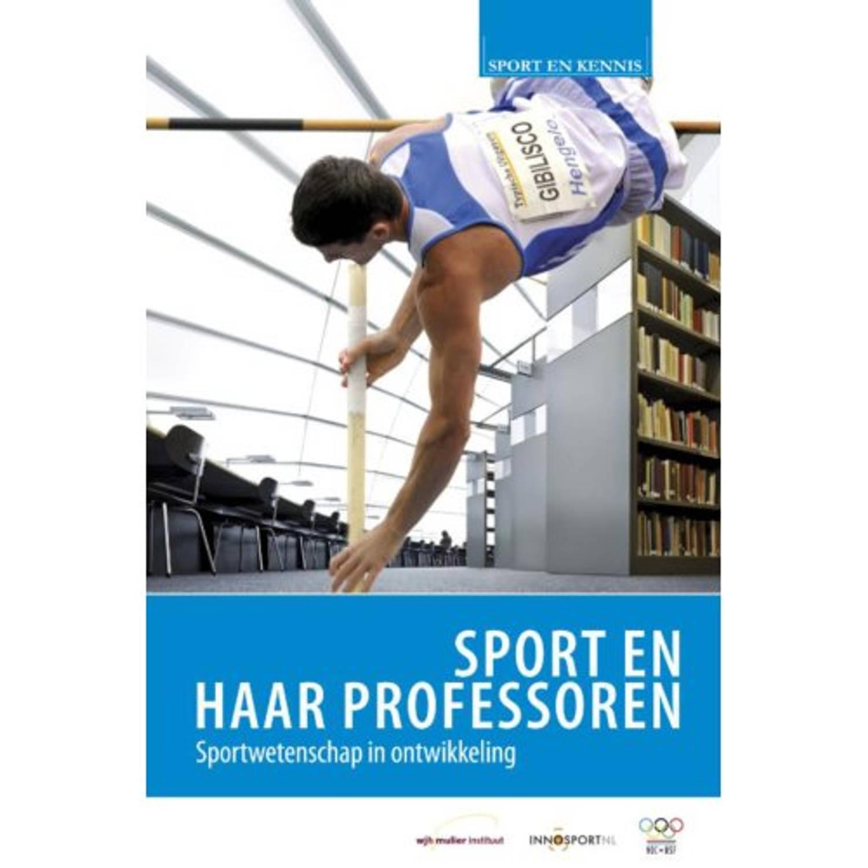 Afbeelding van Sport en haar professoren - Sport en Kennis