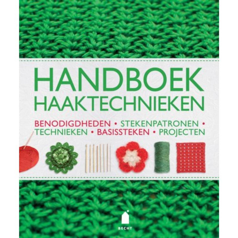 Dagaanbieding - Handboek haaktechnieken dagelijkse koopjes