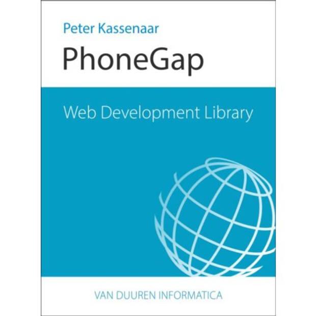 Phonegap - Web Development Library