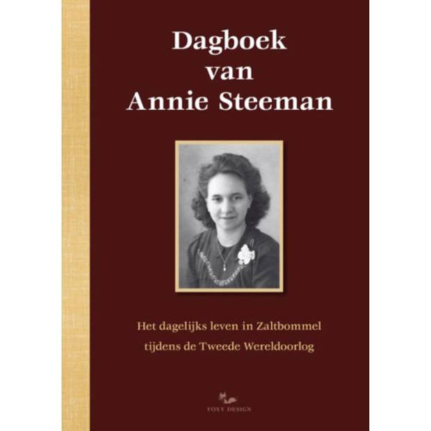 Dagboek Van Annie Steeman