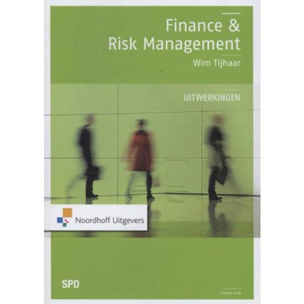Finance En Risk Management Uitwerkingen