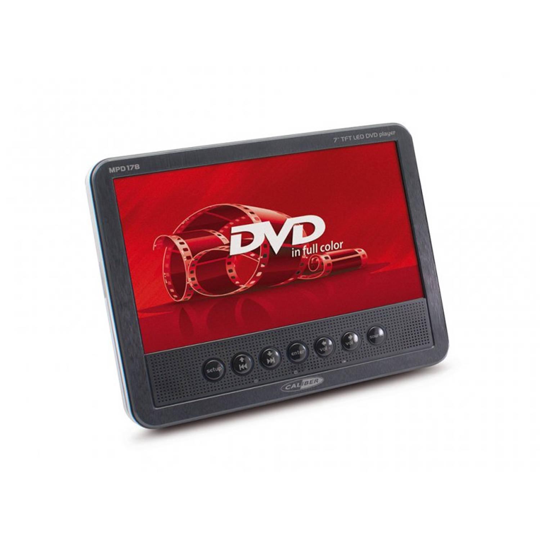 Caliber MPD178 portable dvd speler