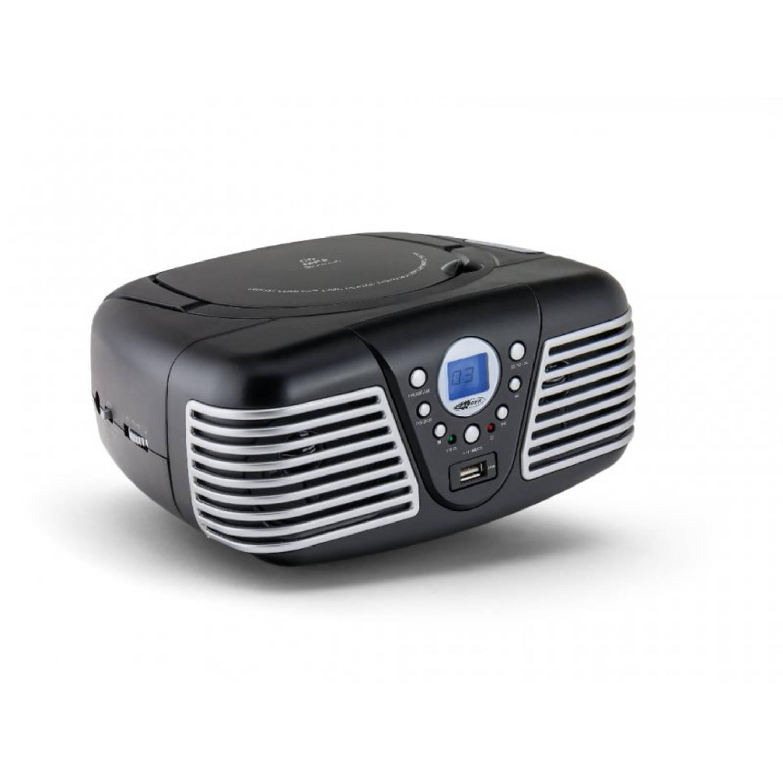 Caliber HBC430BT draagbare cd/fm speler