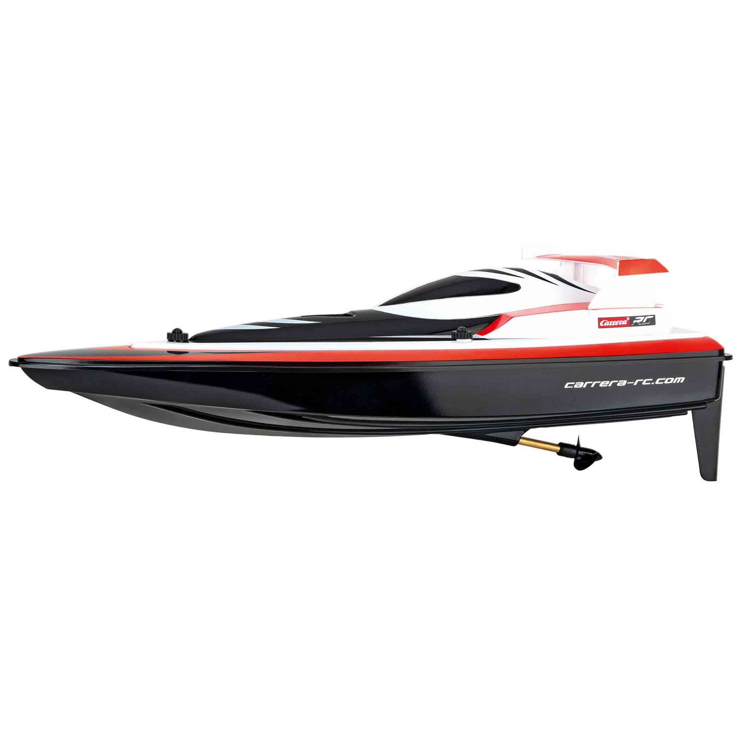 Carrera RC Boot - Race Boat Red - (25 km/h)