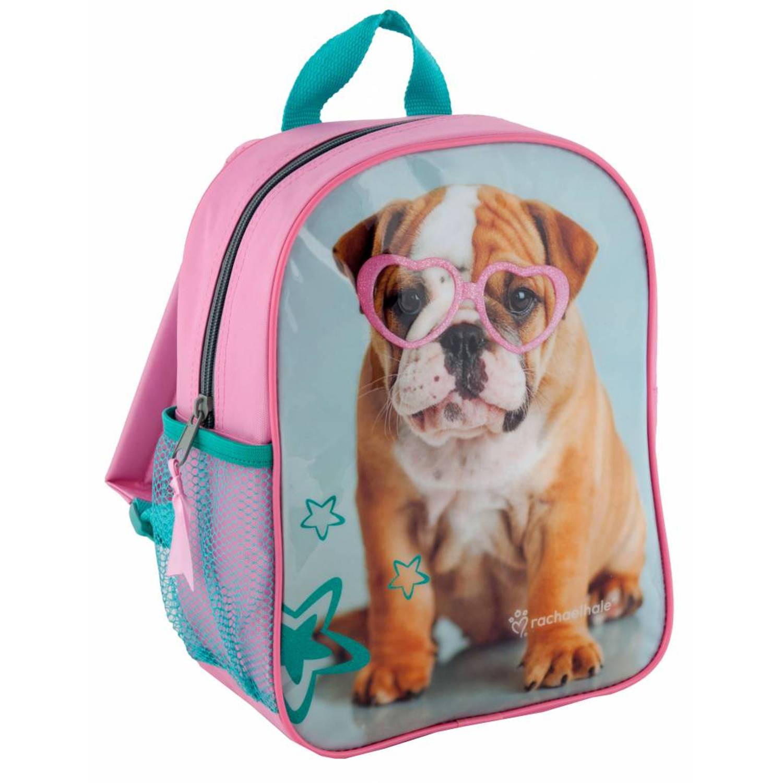 7fca7003a81 Rachael Hale Rugzak Engelse Bulldog Puppy 28 cm hoog