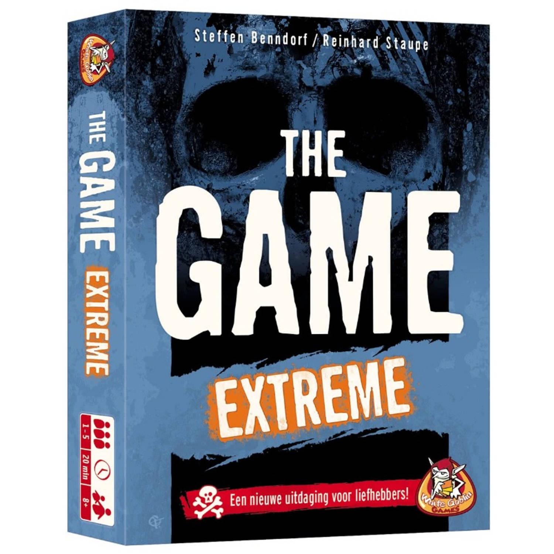Afbeelding van White Goblin Games kaartspel The Game Extreme