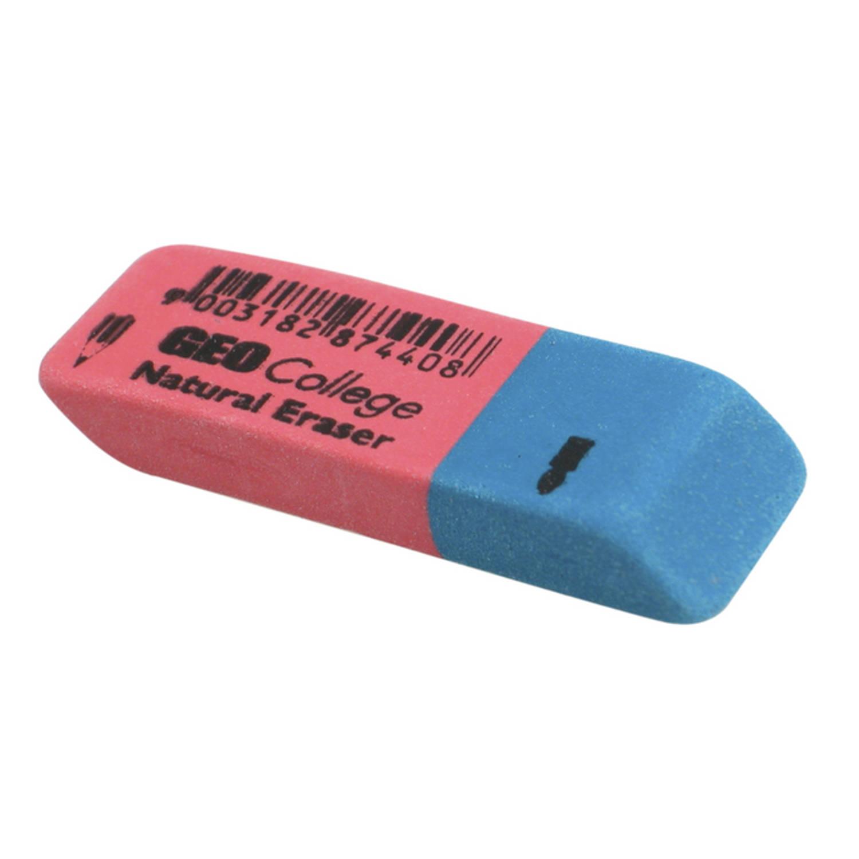 Korting Gum Aristo Geo College Rood blauw