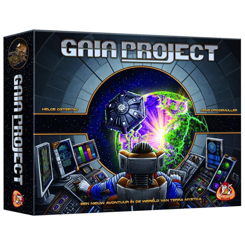 White Goblin Games gezelschapsspel Terra Mystica: Gaia Project