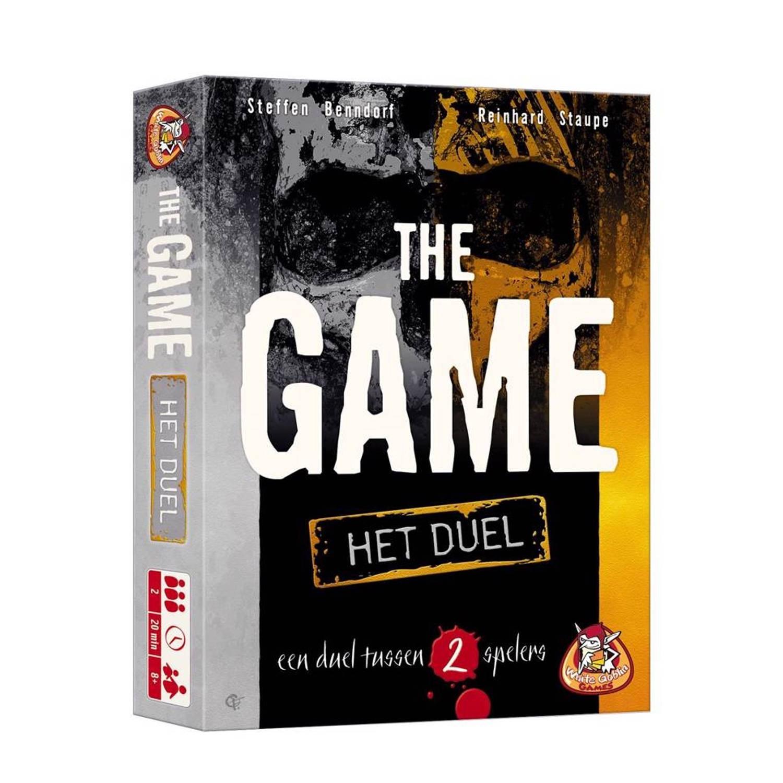 Afbeelding van White Goblin Games kaartspel The Game: het duel