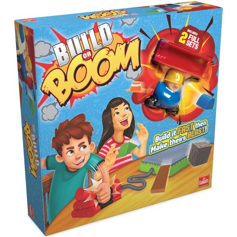 Build Or Boom - constructiespel