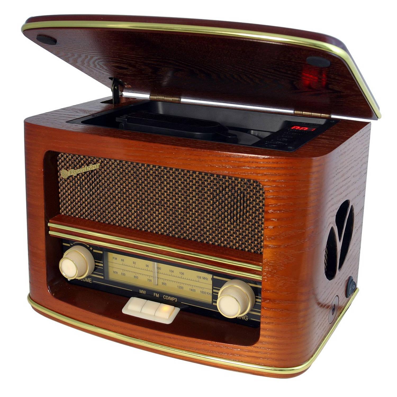 Radio & CD Speler Roadstar HRA1500MP