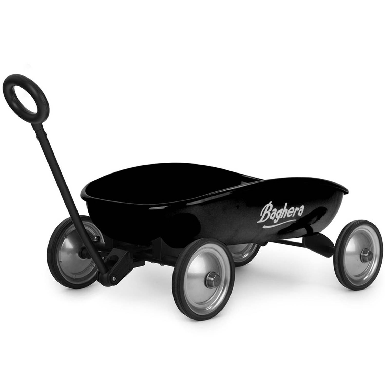 Afbeelding van Baghera Large Wagon Bolderkar Zwart
