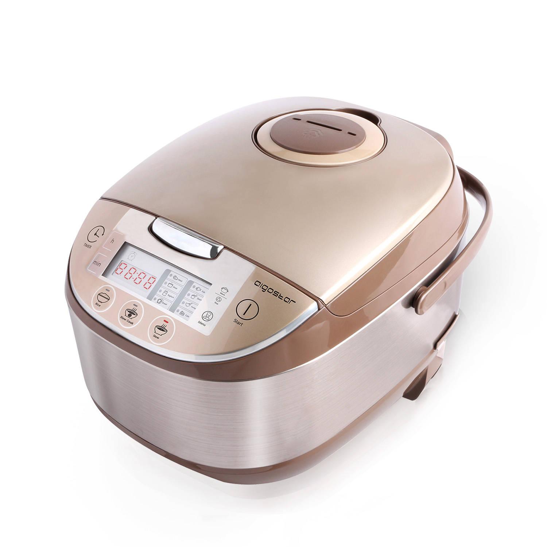 Aigostar Golden Lion 30HGY - Multicooker - Bruin