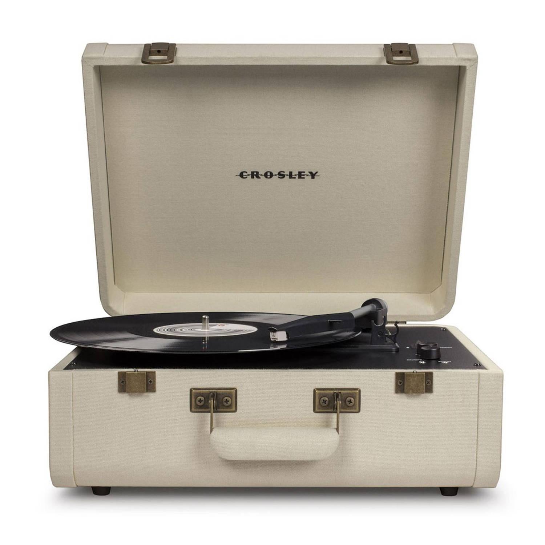 Crosley Portfolio Retro Platenspeler CR6252A-CR Creme