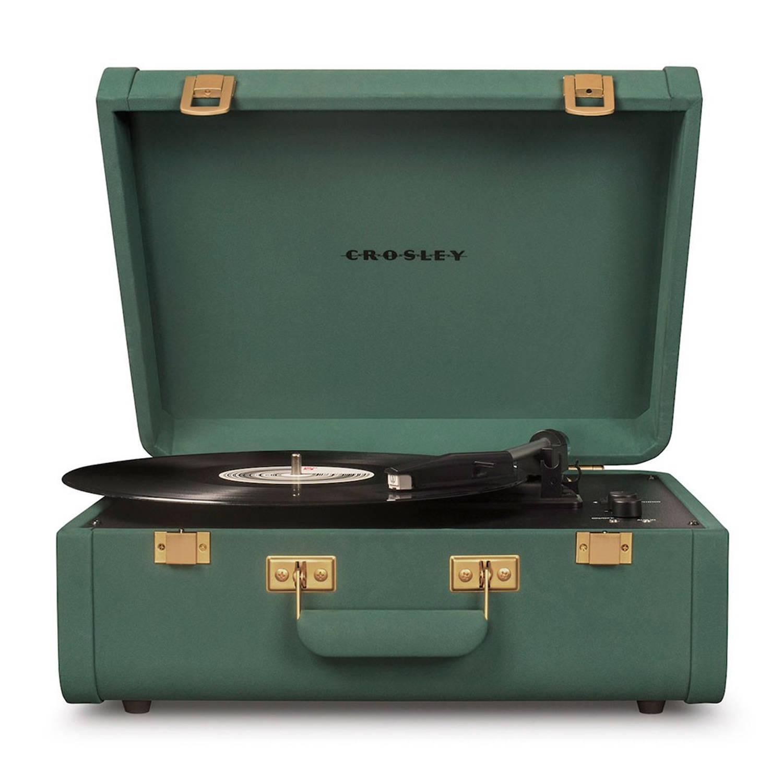 Crosley Portfolio Retro Platenspeler CR6252A-QL Quetzal