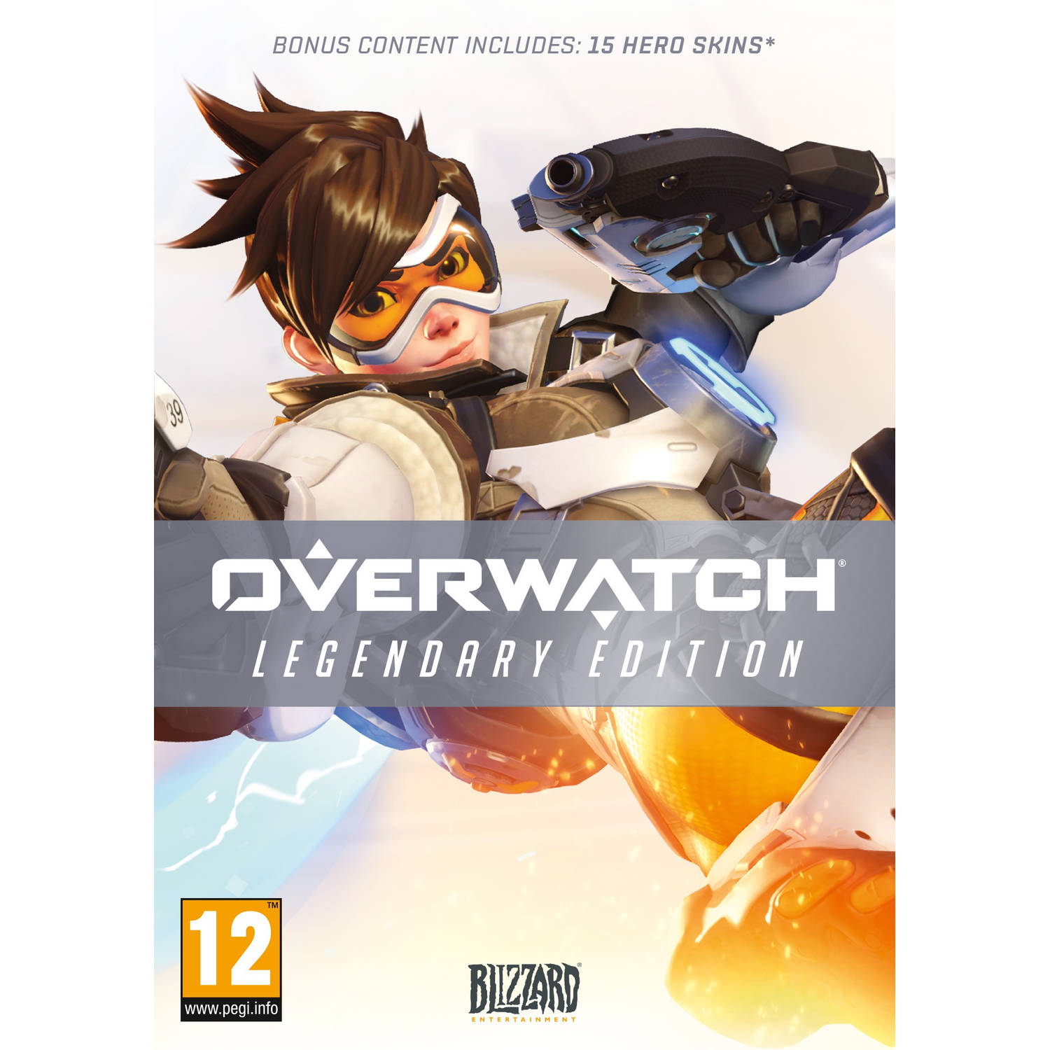 Overwatch Legendary Collection