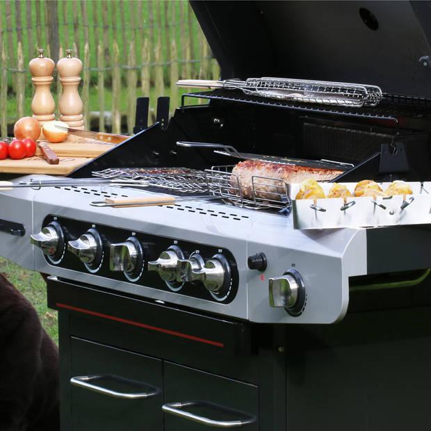Cosy & Trendy BBQ Grill korf