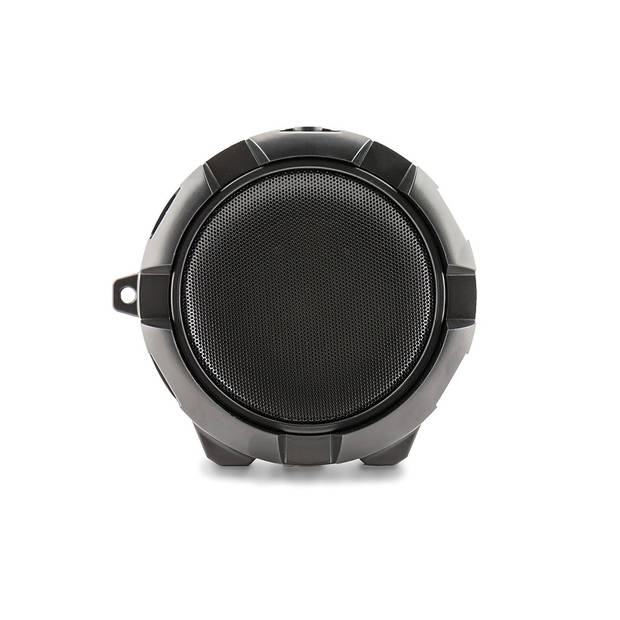 Caliber Draadloze Speaker Met FM Ontvangst - Zwart (HPG407BT)