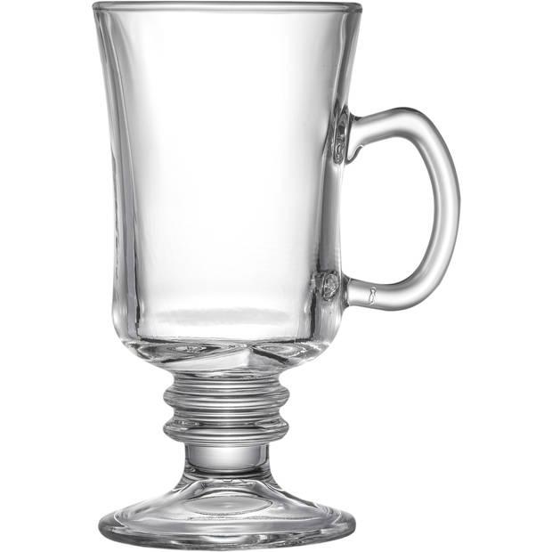 Blokker irish coffee glas - set van 2 - 23 cl