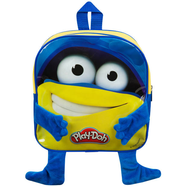 Play-Doh blauw bagpack give away