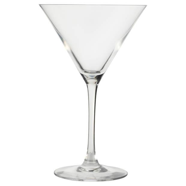 Blokker Martini Glazen - 30 cl - 2 stuks