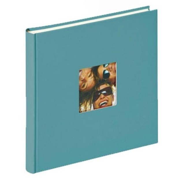 Walther Fun fotoalbum (blauwgroen)