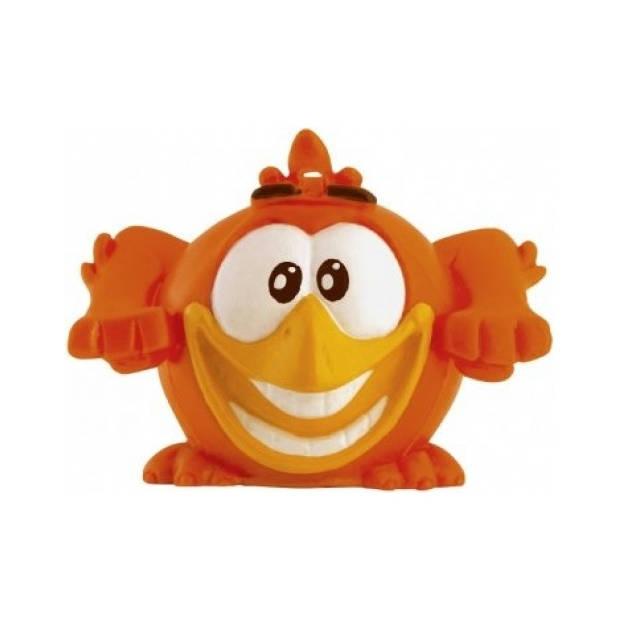 Unga strandbal geluksvogel oranje
