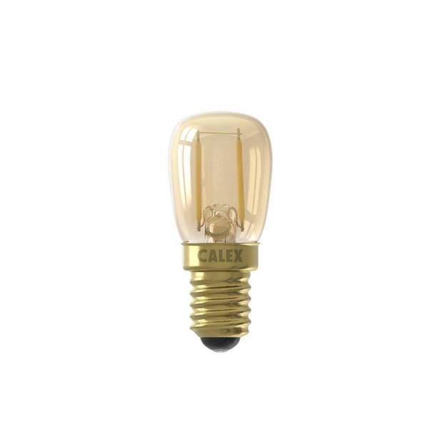 Calex Led Schakelbordlamp - 1,5w - E14 - Goud