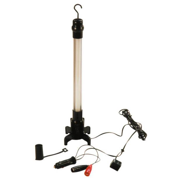 Carpoint looplamp TL 12 Volt 8 Watt 43 cm zwart