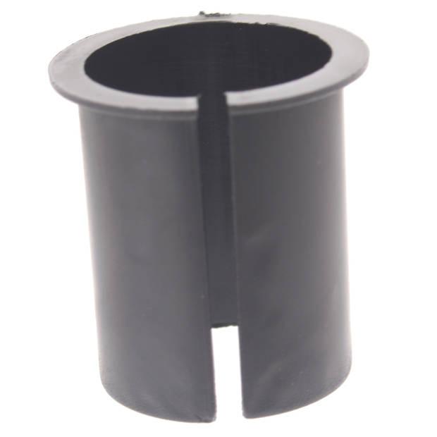 TOM Vulbus 25 x 0,5 x 34 mm PVC zwart