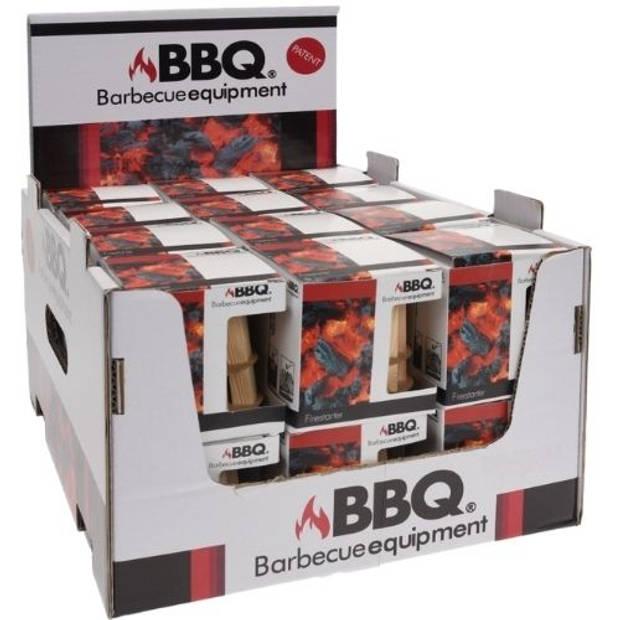 Bbq Collection Aanmaakblokjes Barbecue 4 stuks