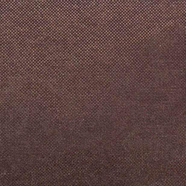 Dutch Decor Kussenhoes Poorta 45x45 cm bruin