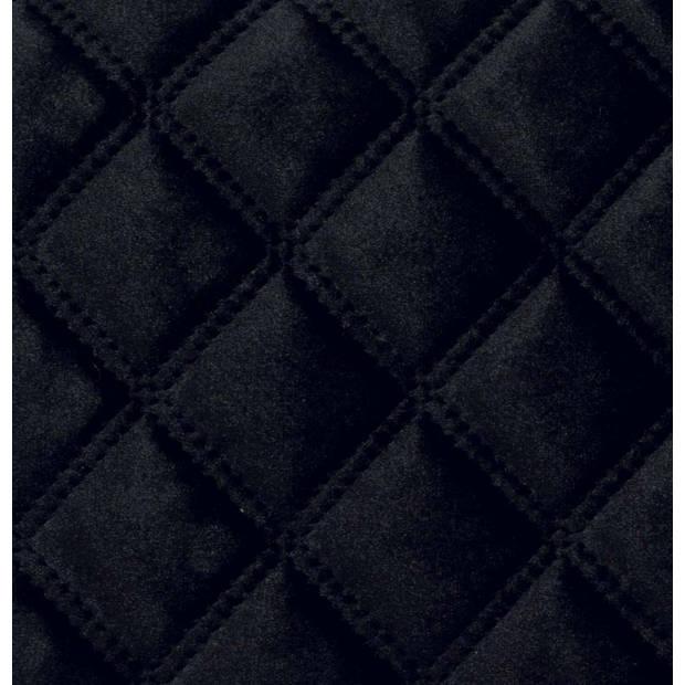 Dutch Decor Sierkussen Niels 40x60 cm zwart