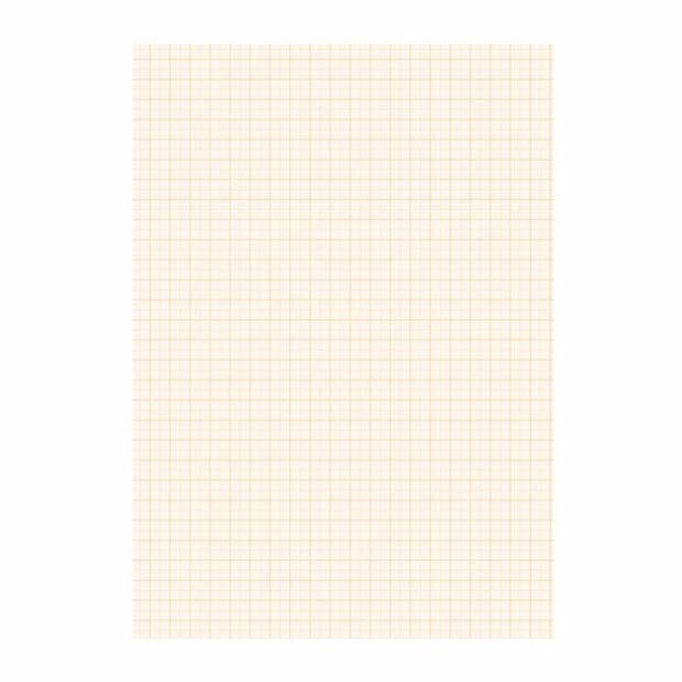 Blok millimeter papier A4