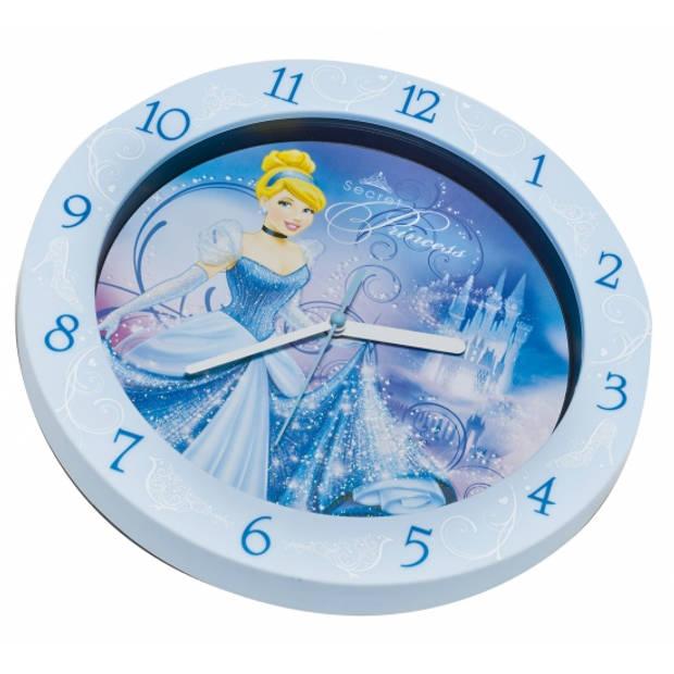 Disney prinses Assepoester klok 25 cm