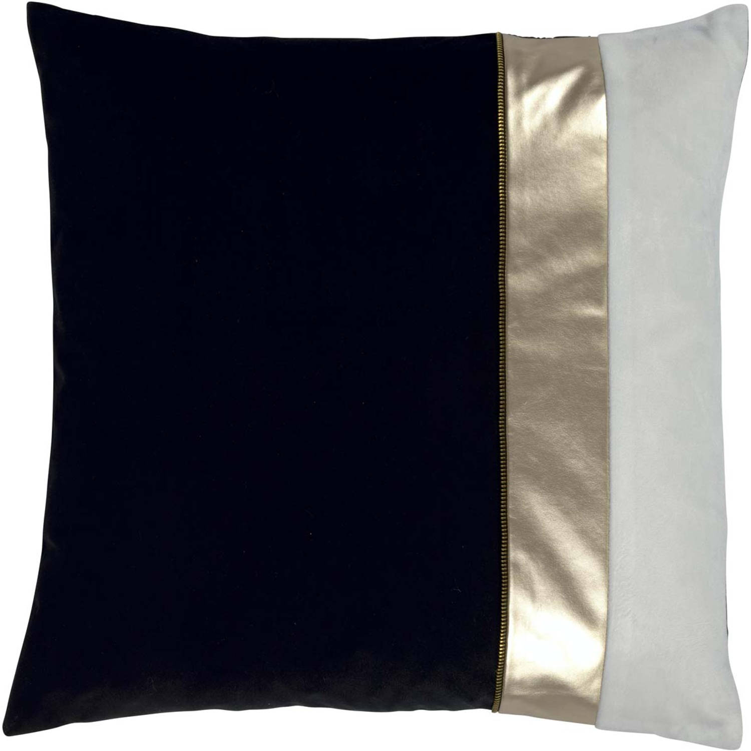 Dutch Decor Sierkussen Marjon 50x50 cm goud