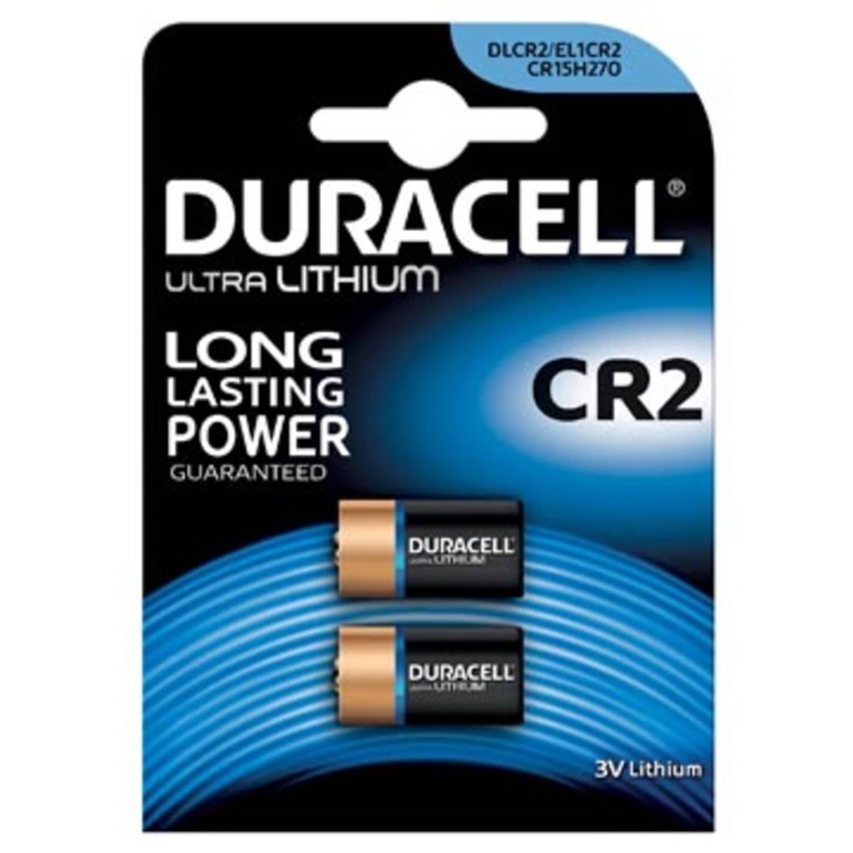 Duracell Ultra Lithium CR2, blister van 2 stuks
