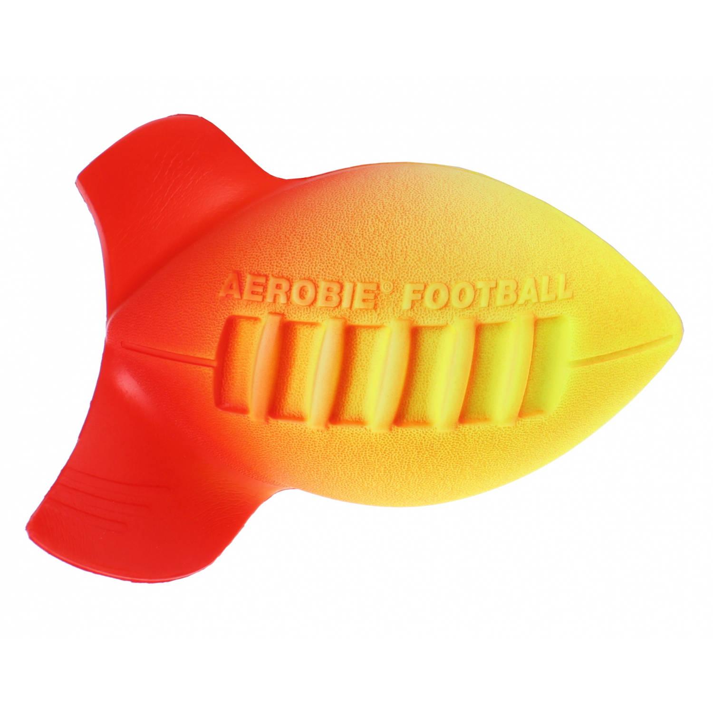 Afbeelding van Aerobie Football 23 cm oranje/geel
