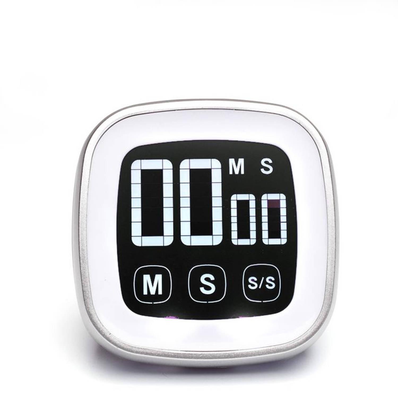 Digitale Timer - Op- en Aflopend - LCD Scherm - MasterClass