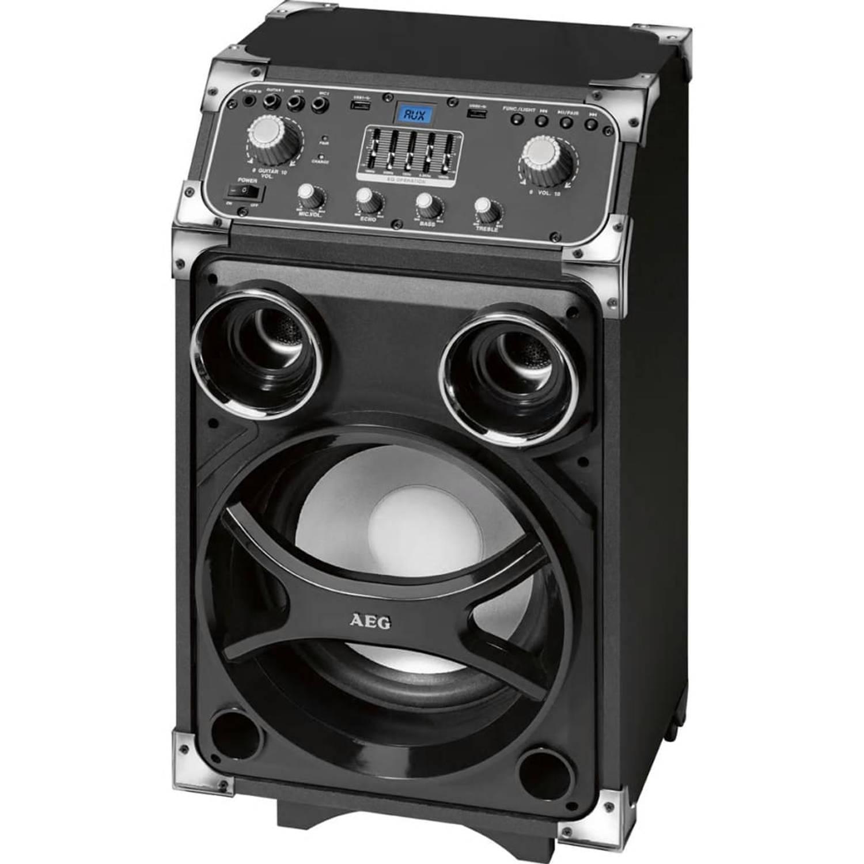 AEG EC 4829 mobiel karaoke geluidssysteem