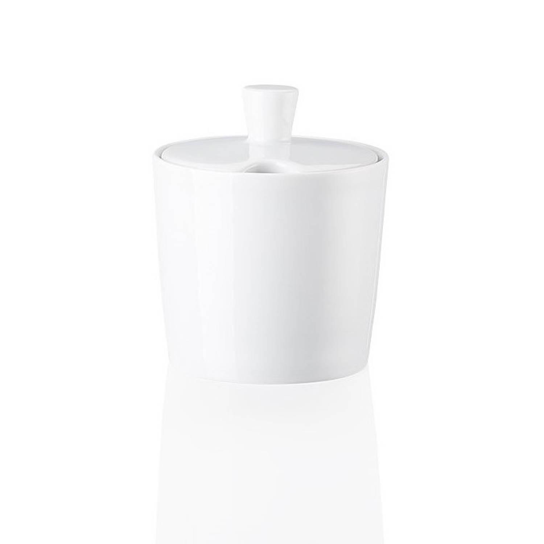 Afbeelding van Arzberg Tric Suikerpot met Deksel - Wit
