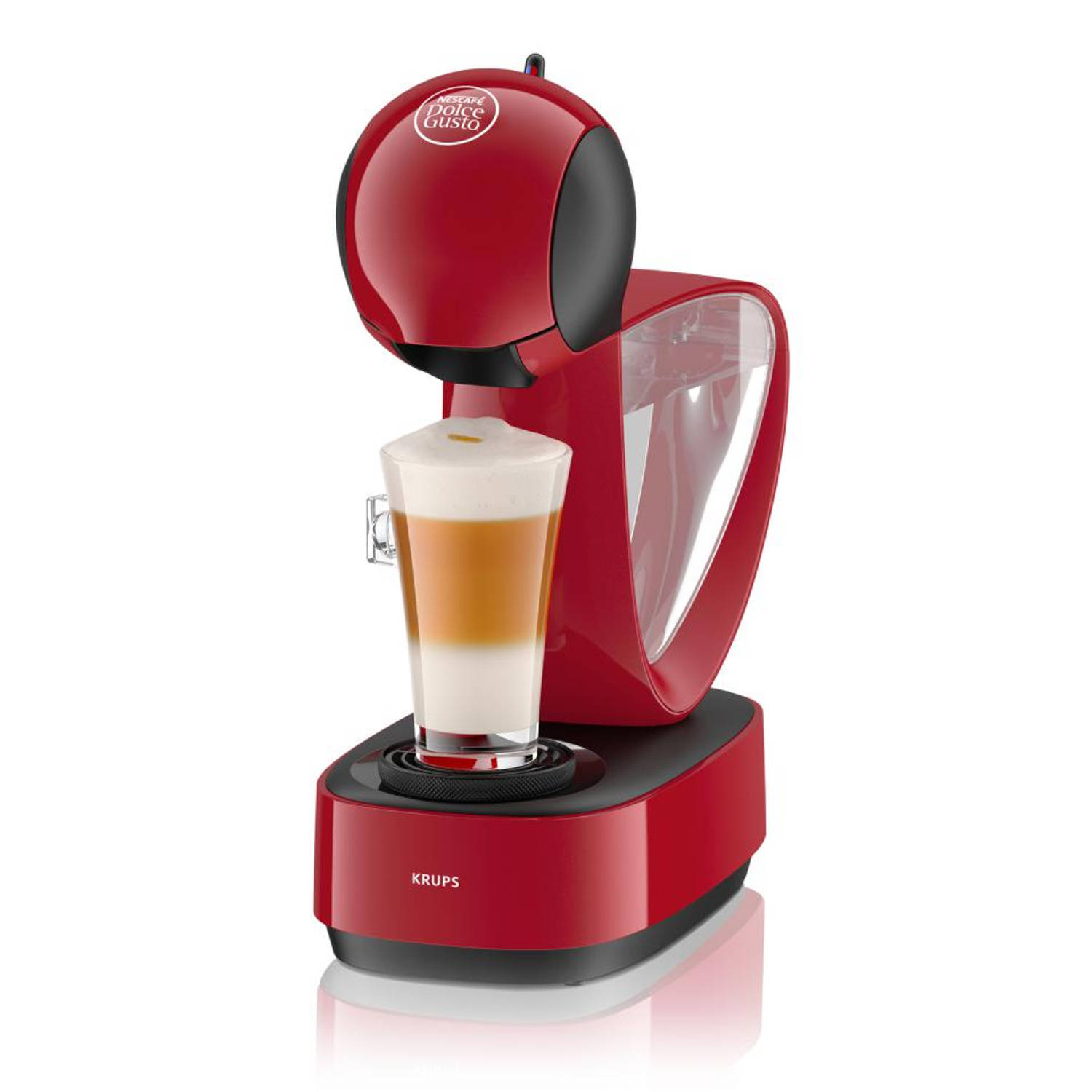 Krups Dolce Gusto Infinissima KP1705 - rood