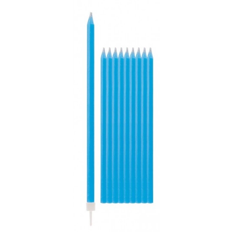 Korting Turquoise Kaarsen 15,5 Cm