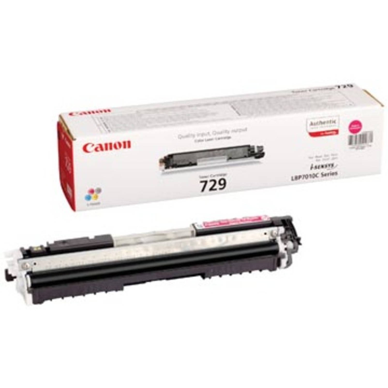 Canon Toner magenta 729M - 1000 pagina's - 4368B002