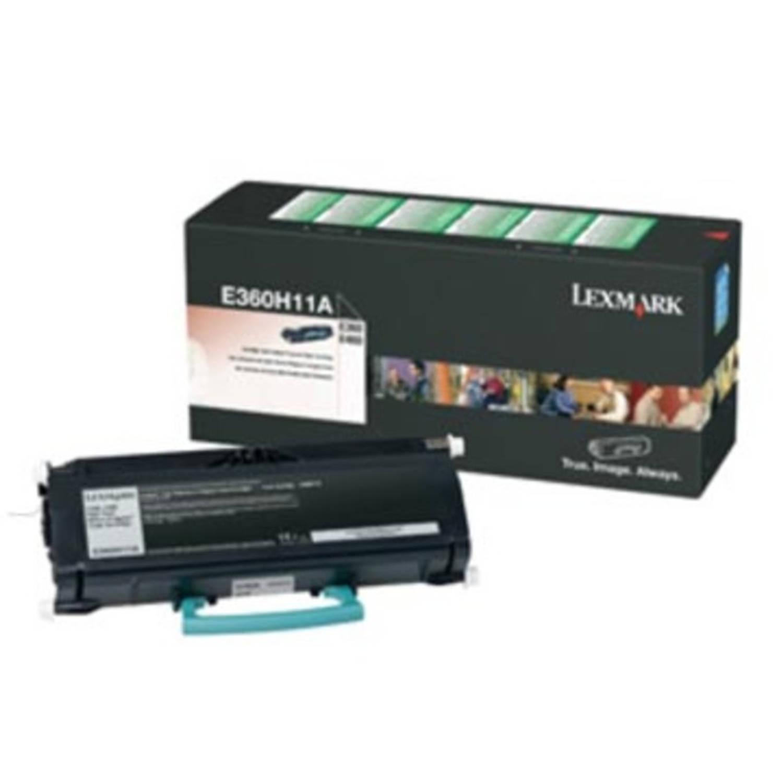 Lexmark Toner Kit return program - 9000 pagina's - E360H11E
