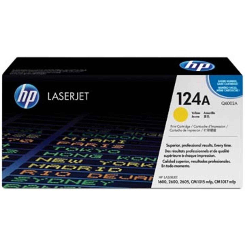 HP 124A Q6002A Geel