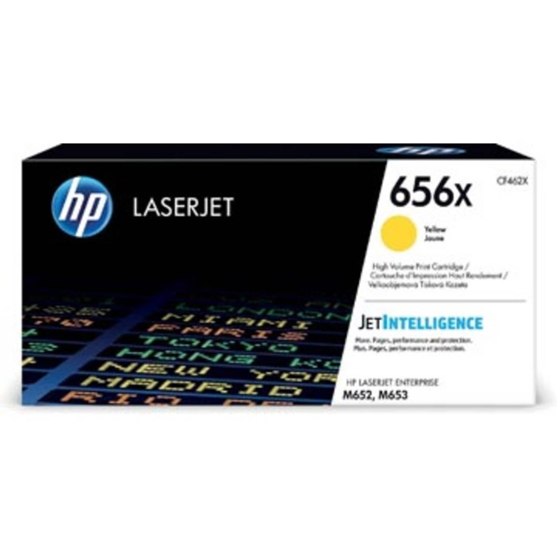 HP toner 656X geel, 22.000 pagina's - OEM: CF462X