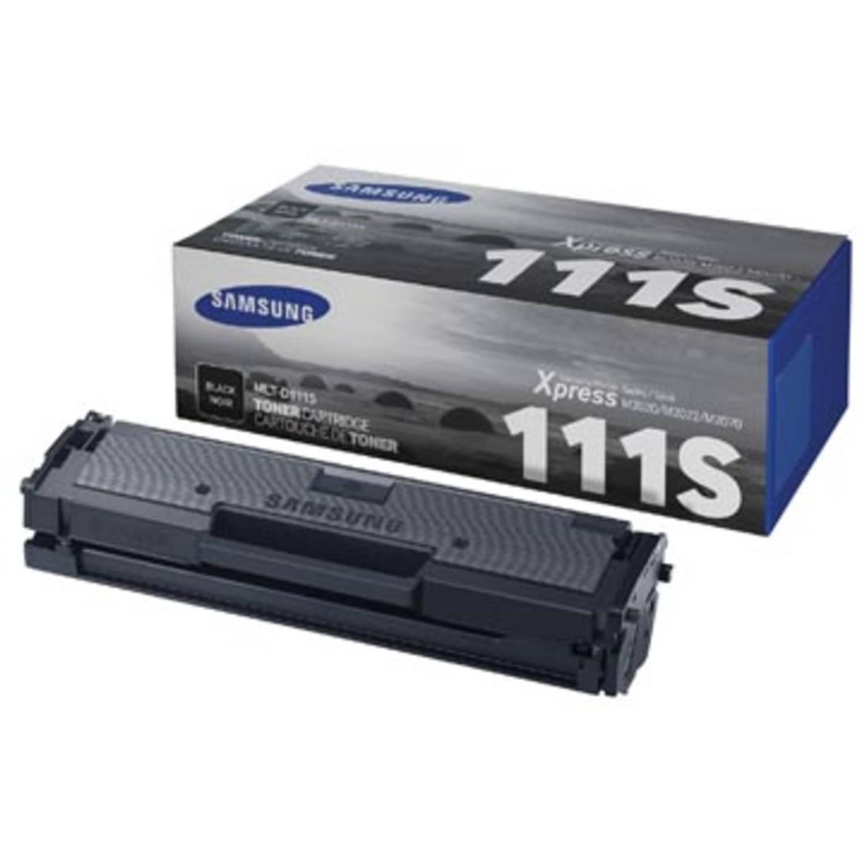 Samsung Tonercassette D111S MLT-D111S-ELS Origineel Zwart 1000 bladzijden