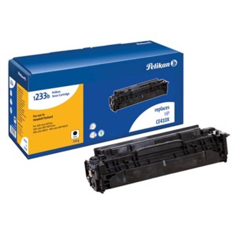 Pelikan toner zwart, 4000 pagina's voor HP 305X - OEM: CE410X